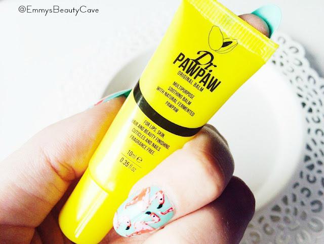 Dr Paw Paw Lip Balm Review