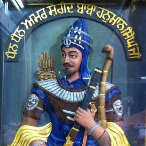 अकाली बाबा हनुमान सिंह की जीवनी   Akali Baba Hanuman Singh History in Hindi