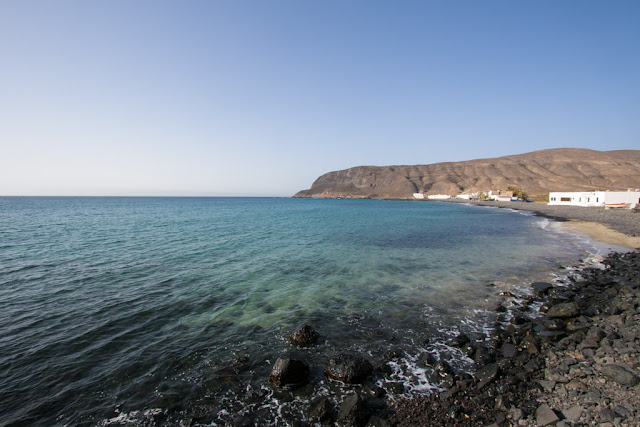 Mare a Pozo negro-Fuerteventura