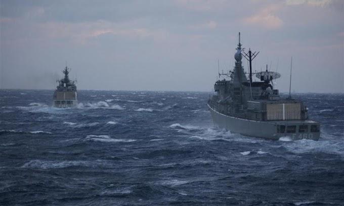 """""""Θερμό"""" καλοκαίρι νότια της Κρήτης: Σε πλήρη ετοιμότητα ο ελληνικός στόλος"""