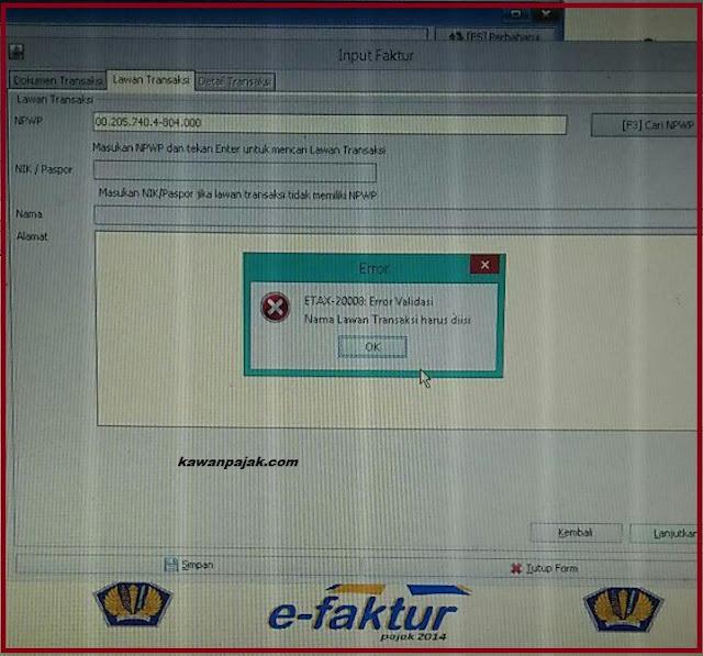 Cara-Atasi-Error-ETAX-20008
