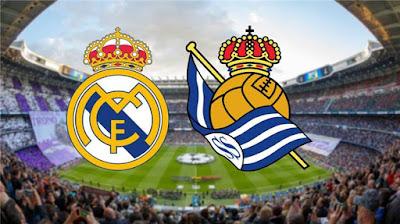 بث مباشر مشاهدة مباراة ريال مدريد وريال سوسيداد بث مباشر اليوم 21-6-2020 في الدوري الاسباني