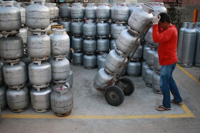 No Ceará, preço do botijão de gás apenas aumentou nos últimos cinco anos