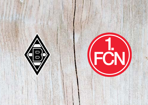 Borussia Monchengladbach vs Nurnberg - Highlights 18 December 2018