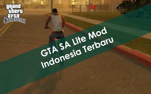 Download GTA SA Indonesia Lite Mod