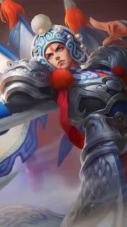 Zilong Changbanpo Commander Heroes Fighter Assassin of Skins
