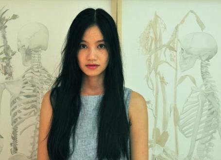 Vietnamese artist's silk paintings exhibition in Singapore
