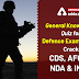 General Knowledge Quiz for Defence Examination: Crack CDS, NDA, AFCAT, INET