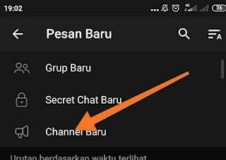 Cloud telegram