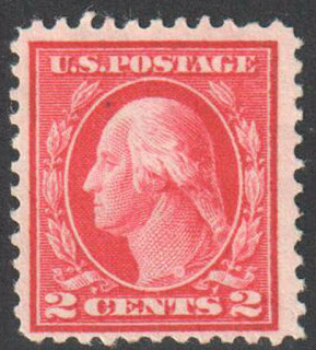 1911 - 2¢ George Washington