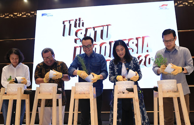 satu indonesia awards 2020