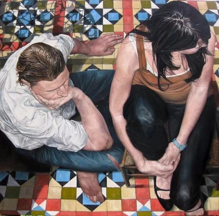 Британская художница. Kathryn Ensall