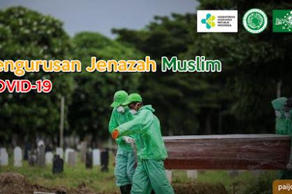 Begini Cara Mengurus Jenazah Muslim Pasien Virus Corona, Memandikan Hingga Menguburkan