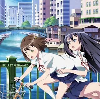 [Single] Rin Namiki & Misa Aoi – BULLET MERMAID [MP3/320K/ZIP] | Opening Kandagawa Jet Girls