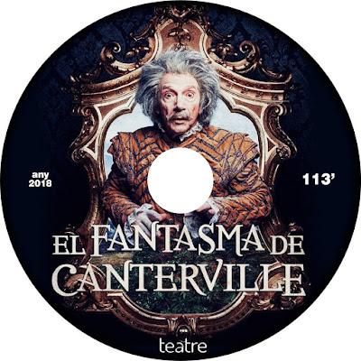 El fantasma de Canterville (teatre) - [2018]