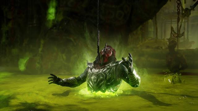 Análisis de Mortal Kombat 11 Aftermath en PS4 - Stage Fatalities