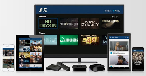 A&E on Roku -: How to download A&E on Roku