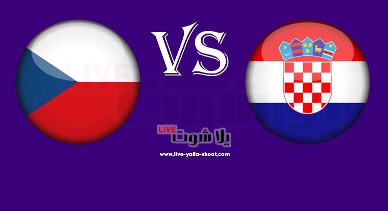 كرواتيا والتشيك