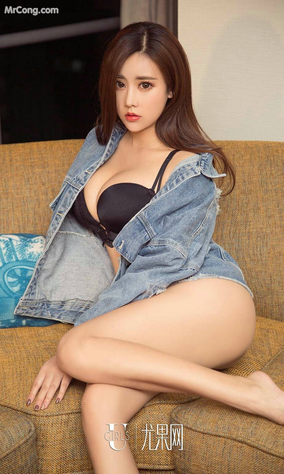 Image UGIRLS-Ai-You-Wu-App-No.1136-Chen-Mei-Xi-MrCong.com-017 in post UGIRLS – Ai You Wu App No.1136: Người mẫu Chen Mei Xi (陈美熙) (35 ảnh)