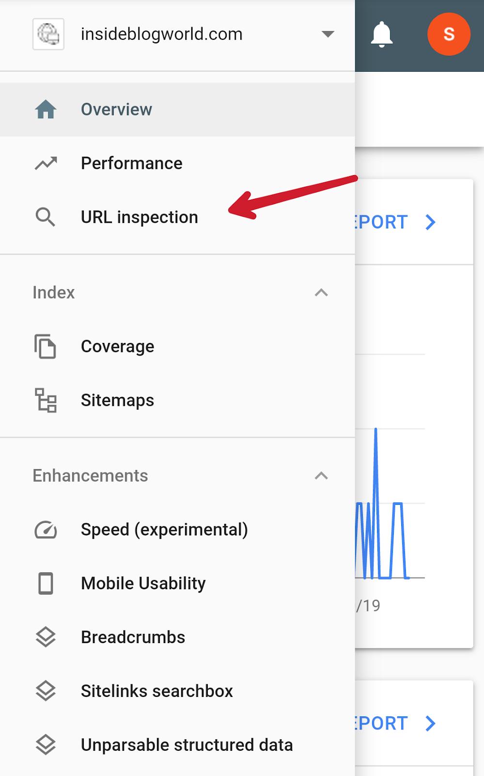 URL Inspection Tool Google
