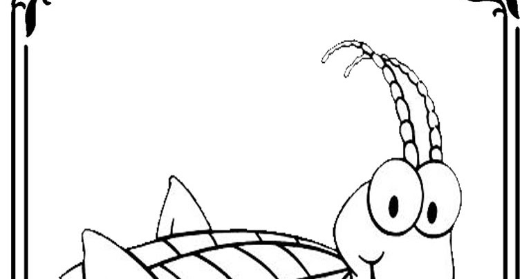 coloring pages locust - photo#25
