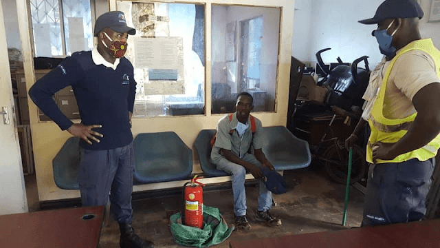 Likoni Man who stole fire extinguisher to be jailed
