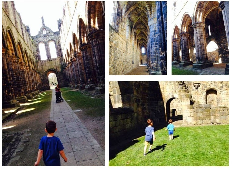 Yorkshire Blog, Mummy Blogging, Parent Blog, Kirkstall Abbey, Abbey, Cistercian, Protestant Reformation, Dissolution of the Monasteries, King Henry VIII,