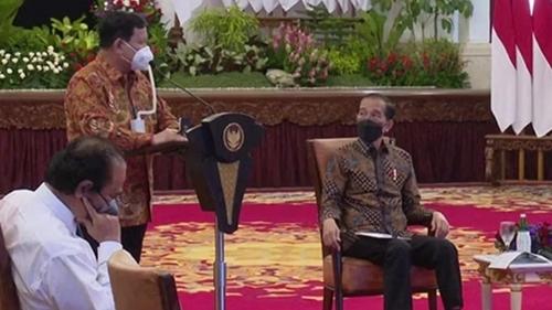 Prabowo Menyanjung Jokowi, Pengamat Ungkap Motif di Baliknya