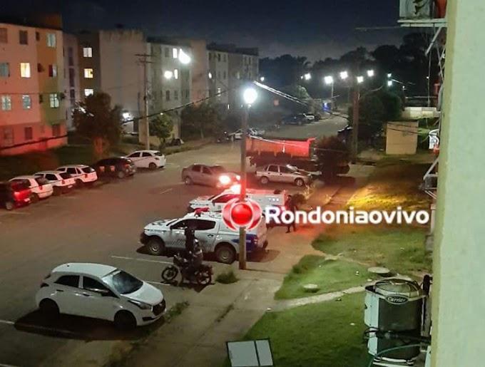 Criança cai do quarto andar de apartamento e polícia prende pai e madrasta