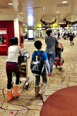 Singapore Changi Airport | www.meheartseoul.blogspot.com
