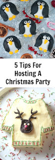 5 Tips For Hosting A Christmas Party