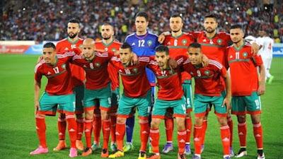 المنتخب المغربى