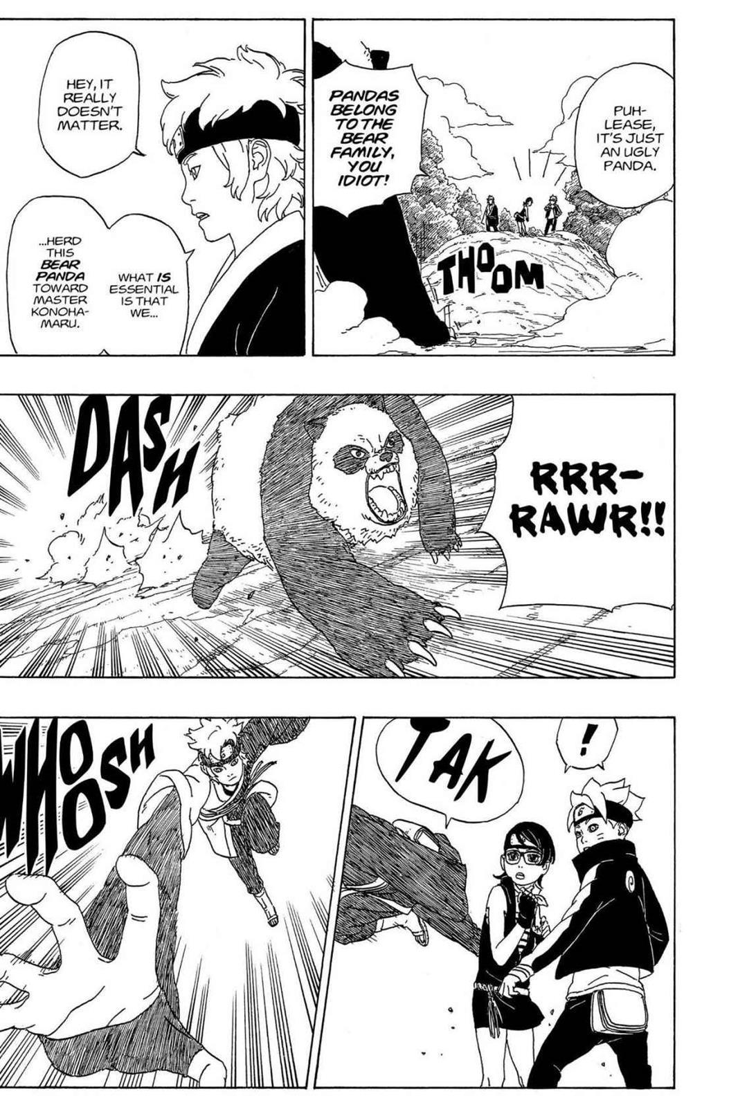 Boruto, Chapter 1 - Boruto Manga Online
