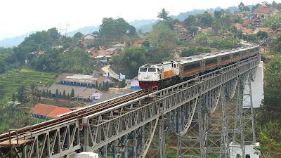 Jadwal KA Turangga Terbaru Mulai 1 Desember 2019