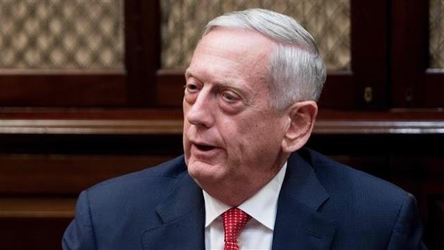 No plans to pause US-South Korea military exercises: US Secretary of Defense James Mattis