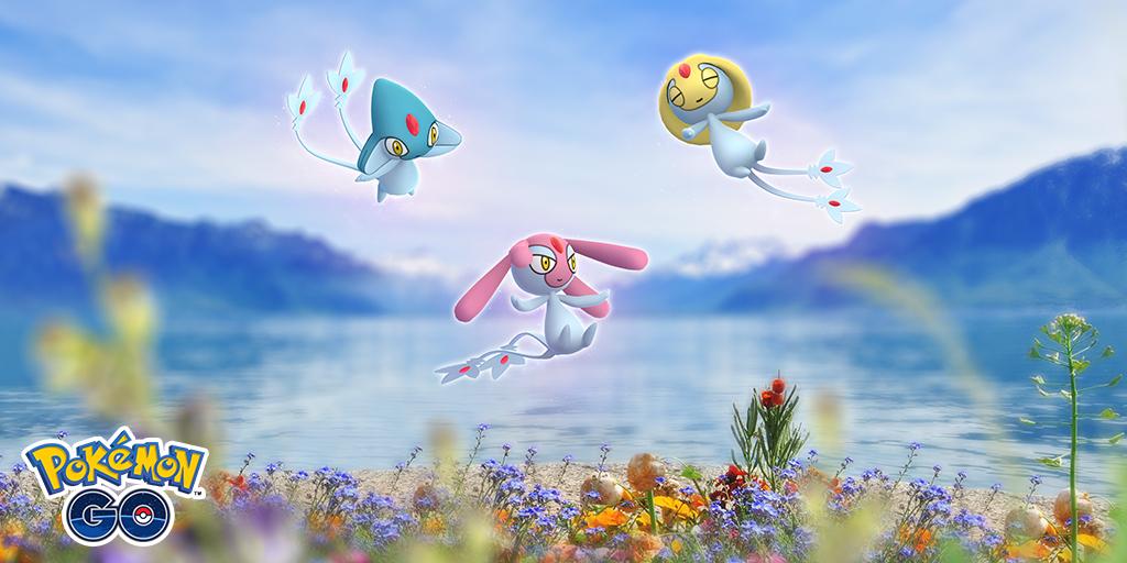 Pokémon GO (Mobile): Uxie, Mesprit e Azelf retornam com evento temático; saiba como encontrá-los e outras atrações