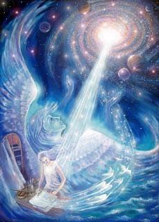 espírito de luz, anjo, ser de luz