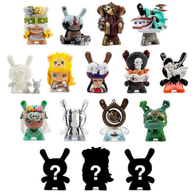 Arcane Divination: The Lost Cards Dunny Series by Kidrobot