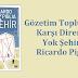 Gözetim Toplumuna Karşı Direniş: Yok Şehir Ricardo Piglia