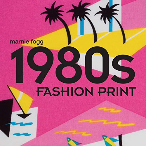 Front cover of the book 1980s Fashion Print