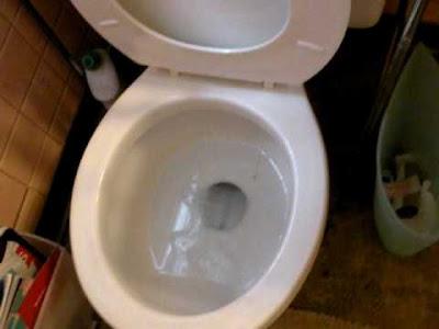 Tips mengatasi Lubang WC / Toilet mampet