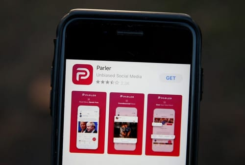 Apple and Amazon suspend Parler Social Network
