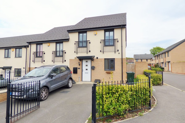 This Is Bradford Property - 3 bed semi-detached house for sale Holy Well Drive, Bradford BD10