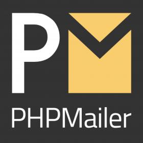 php mailer logo
