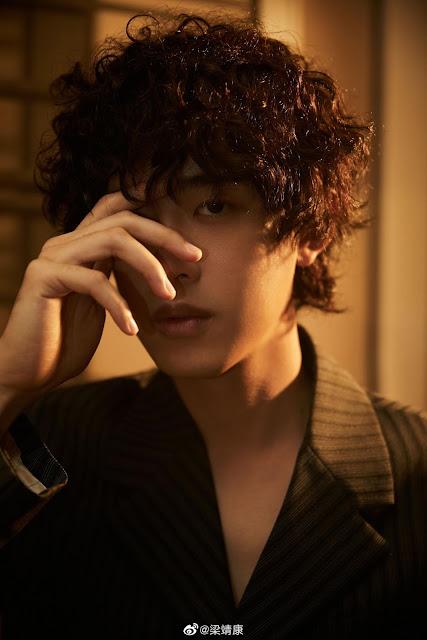 leon leong curly hair