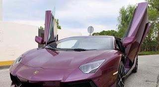 Scissor Doors, Lamborghini Aventador
