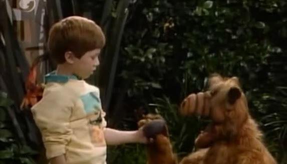 El abominable ALF del espacio (Temporada 2 x 3)
