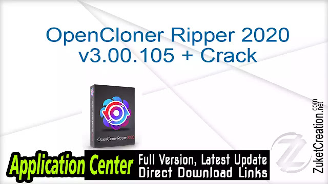 OpenCloner Ripper 2020 v3.00.105 + Crack