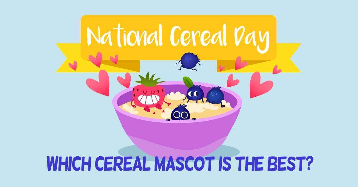 National Cereal Day Wishes Awesome Picture