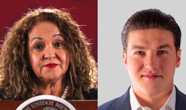 """Periodista tunde al gobernador Samuel García y lo llama """"pirruris clasista y racista"""""""